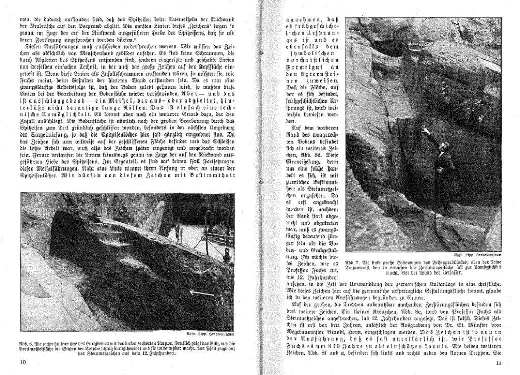 Немецкие тетради Аненербе - архив 1933-1944 годов