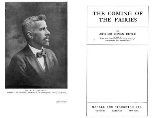 Архив фото Уильям Хоуп и Появление Фейри