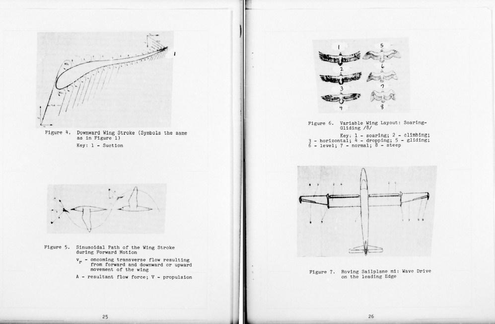 Документы по проекту США Орнитоптер