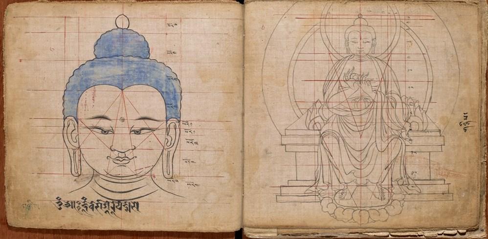 Тибетская книга секретных пропорций